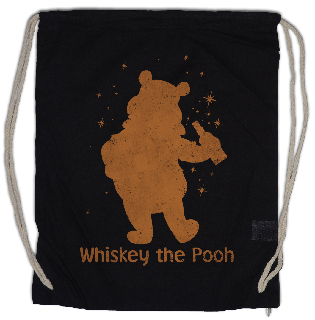 Whisky The Pooh turn BUSTINA Fun alcohol drunk Wasted intoxicated Drunken