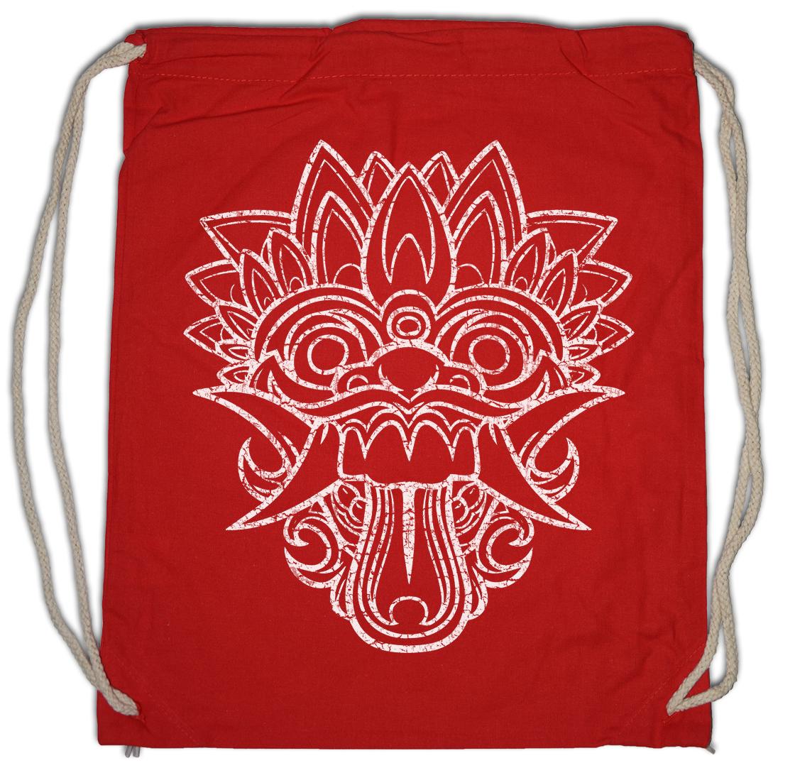 Lost Dharma Initiative Logo Symbol Turnbeutel Sportbeutel Jutebeutel Rucksack