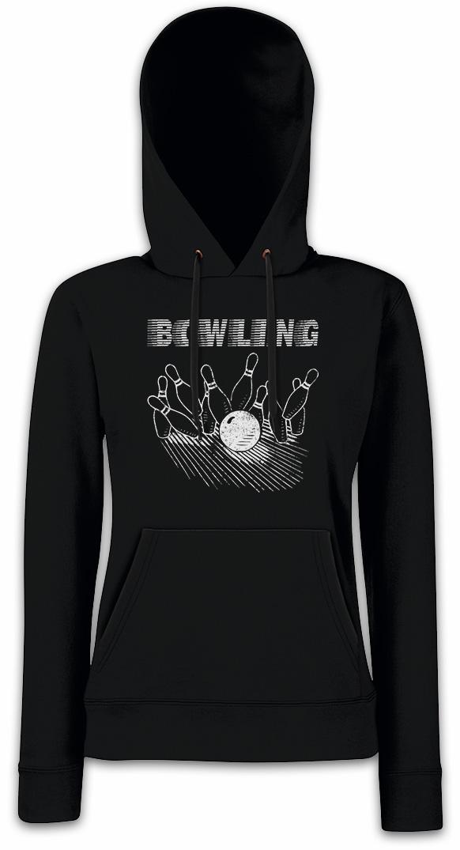 SPEED BOWLING BOWLING BOWLING Damen Hoodie Kapuzenpullover Wesley Crushers Team Bowling Strike | Qualitativ Hochwertiges Produkt  0f15de