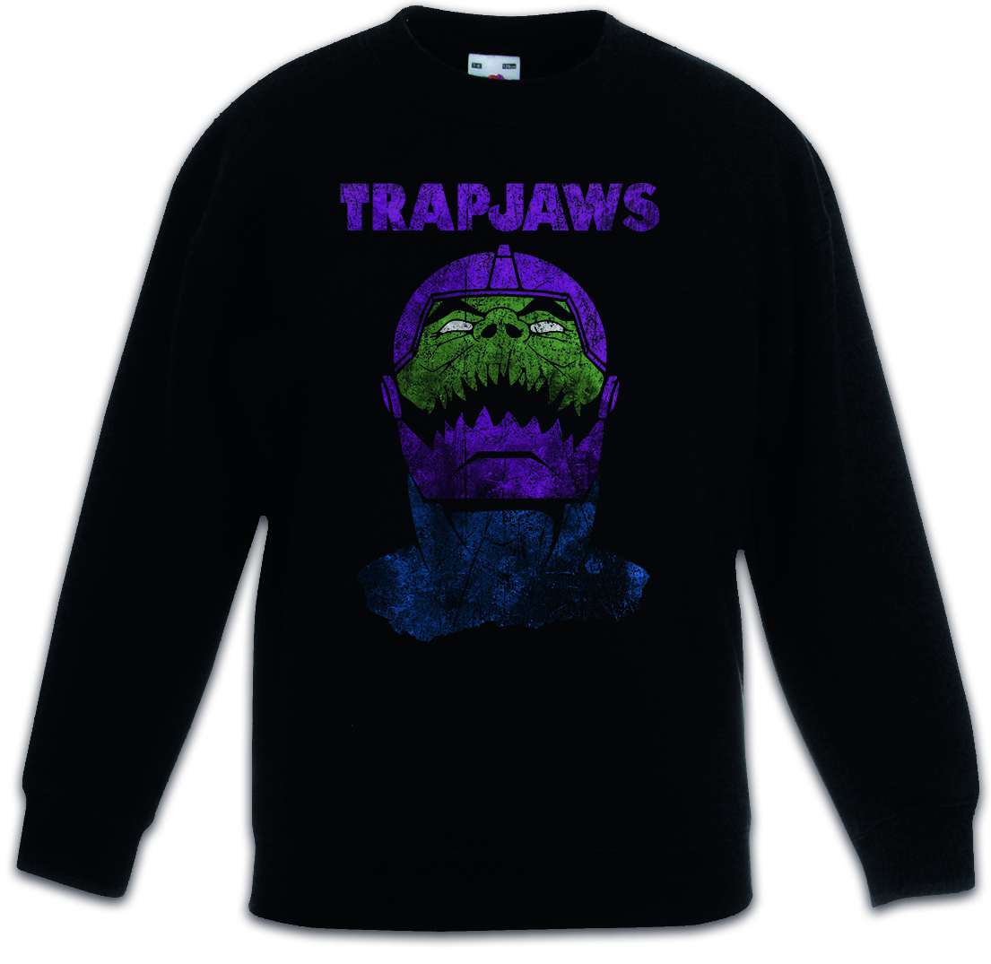 TRAPJAWS LANGARM T-SHIRT Trap Jaw Masters of the He Battle Cat Universe MOTU