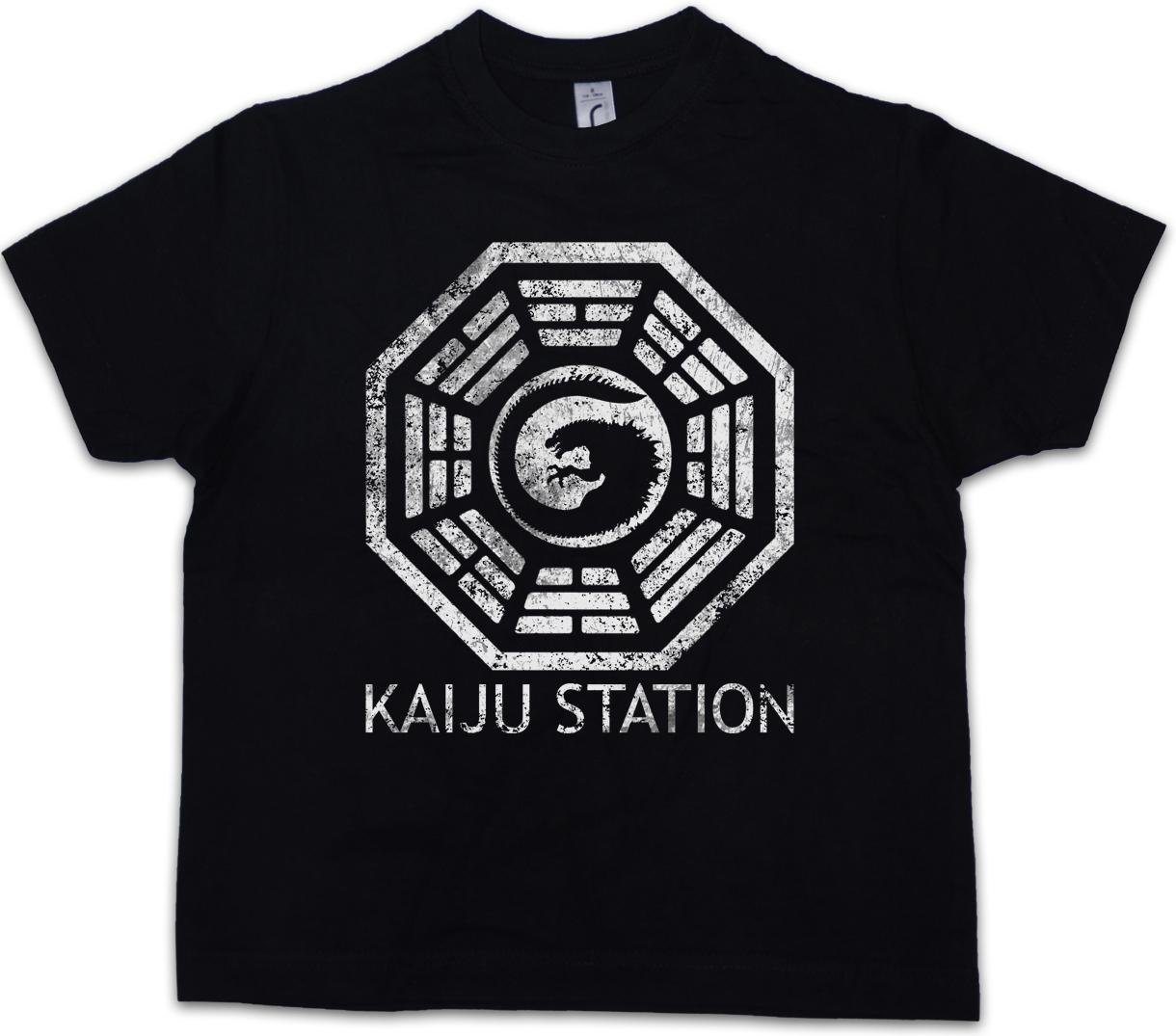 STRIKER EUREKA LOGO Kids Boys T-Shirt Del Toro Kaiju Gipsy Danger Pacific Rim
