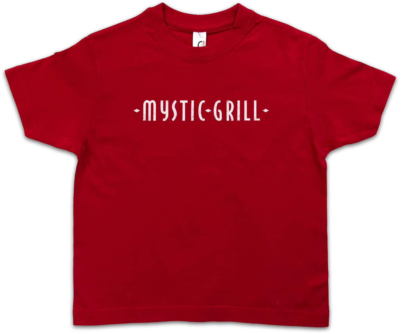 Straight Outta Mystic Falls Kids Girls T-Shirt The Vampire Fun Elena Diaries