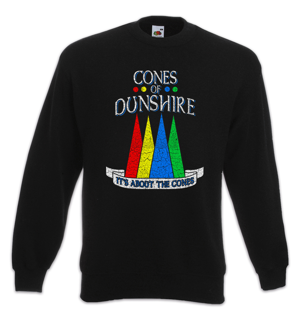 Greg of Cones Rec Parks Sweathirt Recreation Fun e Pullover Dunshire Ron 4HwYq7w